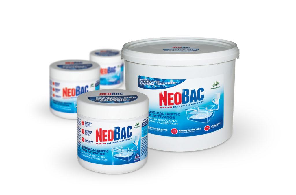 Bakterie do szamba Neobac